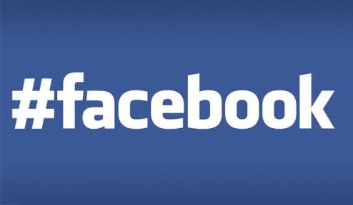 فیسبوک هشتگ
