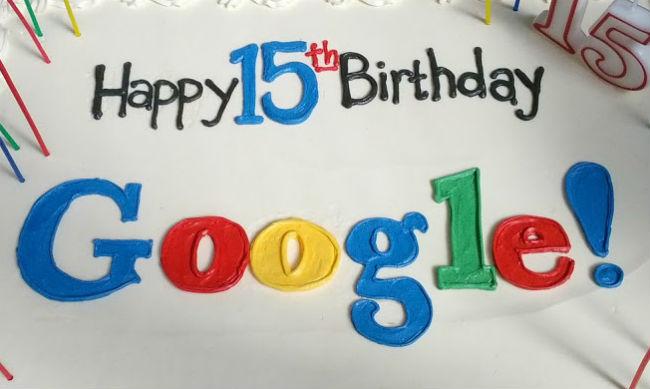 نگاهی به تاریخچه گوگل به بهانه ۱۵ سالگیش