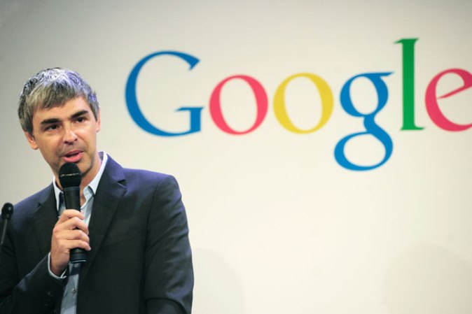 بیوگرافی لری پیچ گوگل