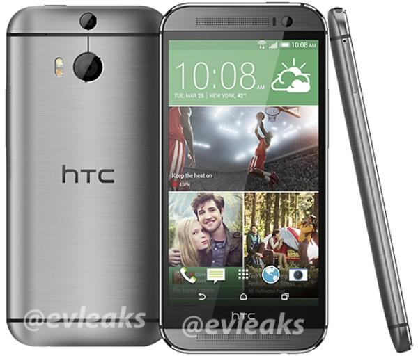 اولین تصاویر از گوشی HTC One جدید