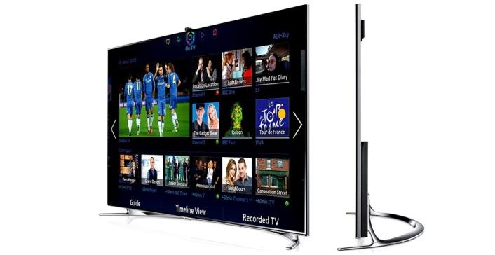 نقد و بررسی تلویزیون هوشمند سه بعدی سامسونگ F8000