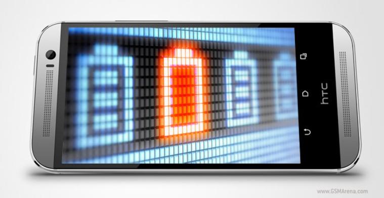 تست طول عمر باتری HTC One M8