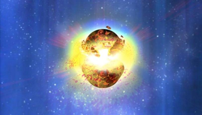 برخورد عظیم اشعه گاما به زمین با قدرتی ۱۰ برابر بمب اتمی هیروشیما !