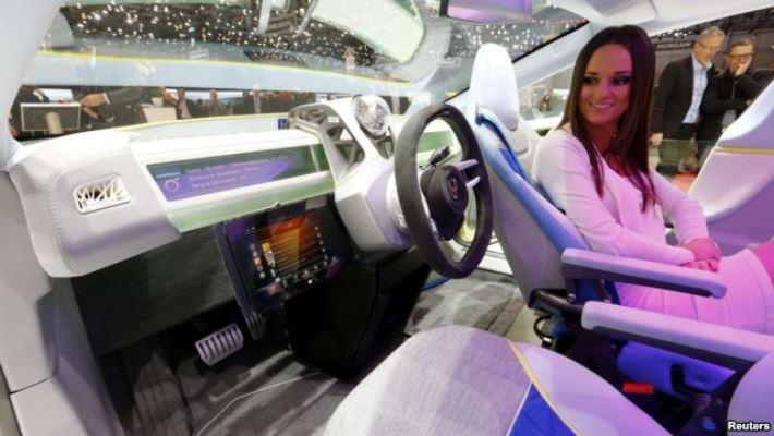 خودروهای بیراننده سال آینده در خیابانهای بریتانیا