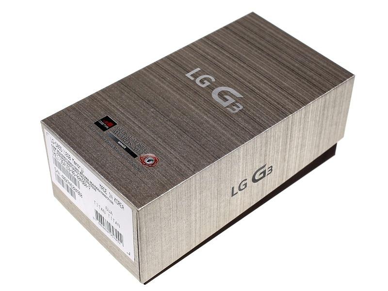 گوشی ال جی G3
