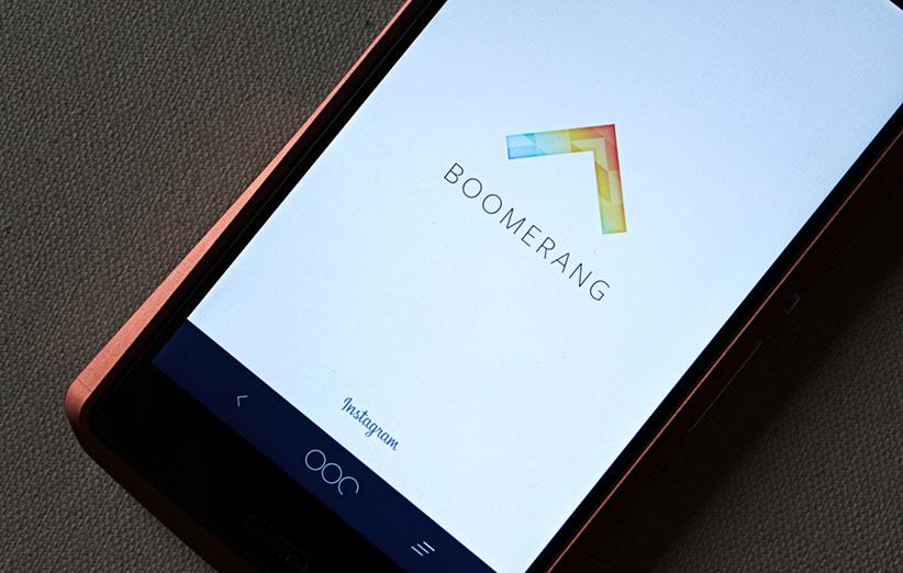 دانلود کنید : با بومرنگ (Boomerang)، برنامهی جدید اینستاگرام میتوانید ویدیوهای شبیه به GIF بسازید