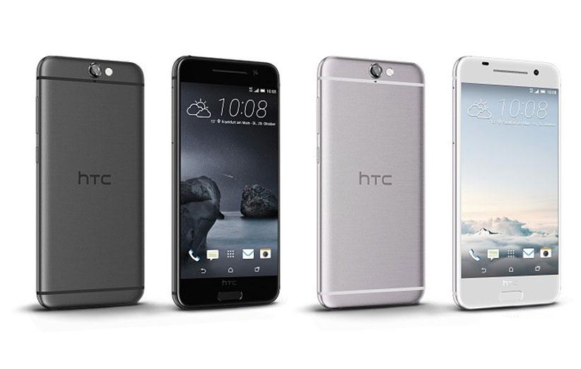 تست طول عمر باتری گوشی HTC One A9