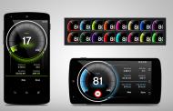 محاسبه سرعت تقریبی حرکت با اپلیکیشن Speed View GPS