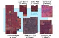 نتایج بنچمارک Geekbench توان بالای هستههای قدرتمند تراشه A10 Fusion را به نمایش گذاشت