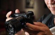 رونمایی سونی از دوربین بدون آینه a6500 را با لرزشگیر اپتیکال ۵ محوره