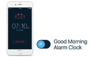 Good Morning Alarm Clock: معرفی اپلیکیشن اندرویدی ساعت بیدار باش و صدای آرامشبخش برای خواب