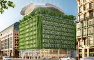 """نگاهی به مدل مفهمومی معماری """" سفینه فضای """" با قابلیت تولید انرژی"""