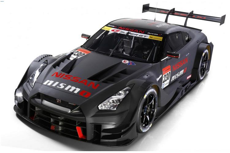 شرکت نیسان از سوپراسپرت جدید خود با نام GTR GT500 رونمایی کرد