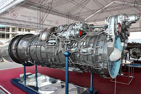 Saturn-Lyulka 117S پیشرانه جت جنگنده