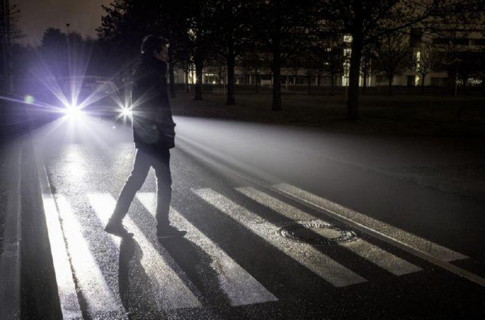 روشنایی دیجیتال مرسدس بنز