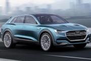 آئودی نخستین SUV تمام الکتریکی خود را با نام E-tron در سال ۲۰۱۸ روانه بازار می کند