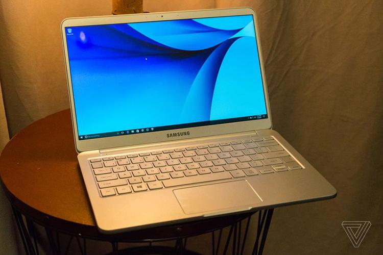 سامسونگ از سبک ترین لپتاپ ۱۳ اینچی Notebook 9 مدل ۲۰۱۷ رونمایی کرد