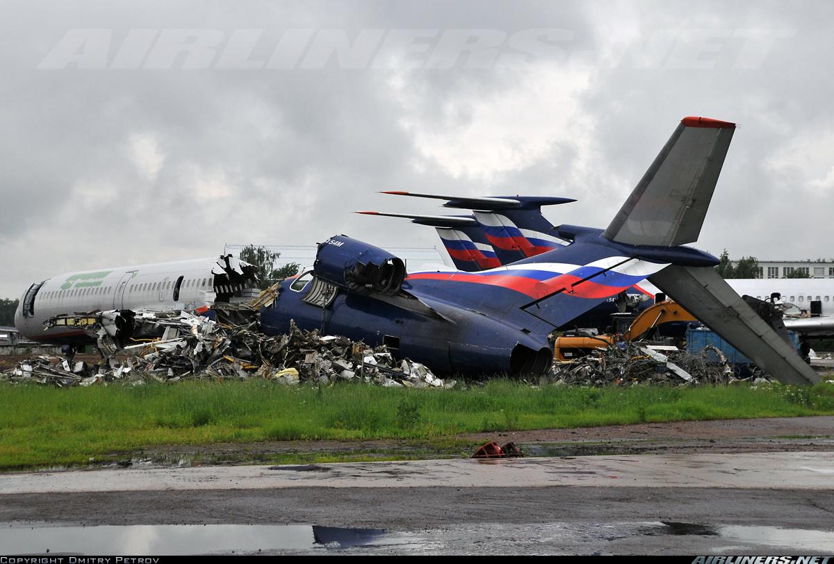 دلیل سقوط پی در پی هواپیما مسافربری توپولوف ۱۵۴ چیست ؟
