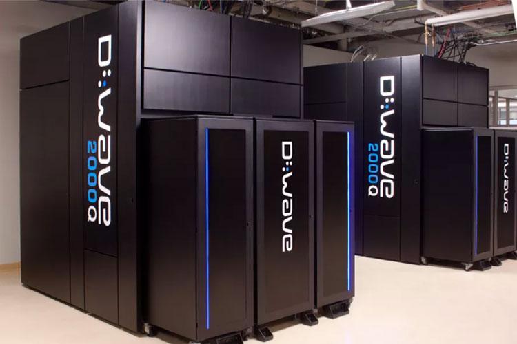 شرکت کانادایی D-Wave از کامپیوتر کوانتومی جدید خود با قیمت ۱۵ میلیون دلار رونمایی کرد