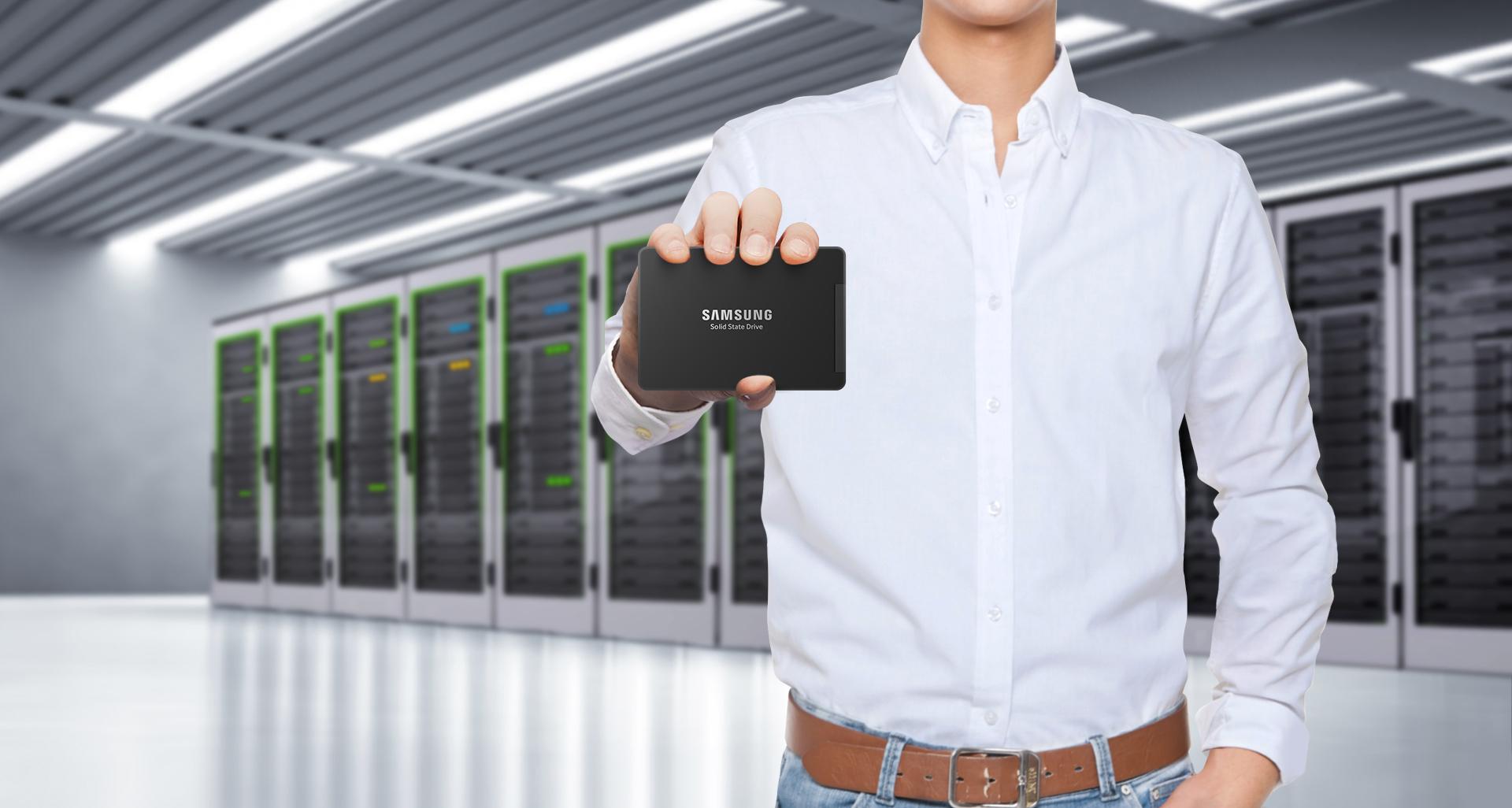 پنج نکته برای انتخاب SSD حرفه ای مناسب مراکز داده