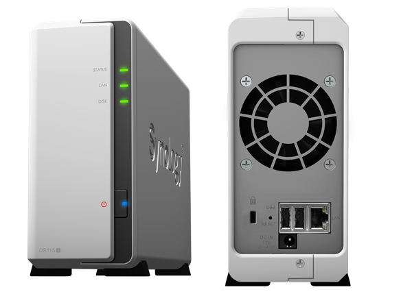 synology-diskstation-ds115j