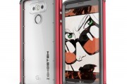 درز تصاویری از طراحی گوشی LG G6 با کیس Ghostek فاش شد