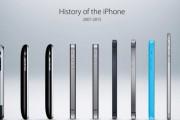 تماشا کنید : تاریخچه گوشی های آیفون اپل از سال ۲۰۰۷ تا به امروز
