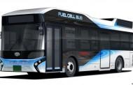 تویوتا اتوبوس پیل سوختی می سازد