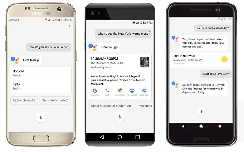 آموزش استفاده از Google Assistant در گوشیهای غیر پیکسلی