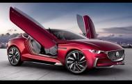 شرکت MG خودروی مفهومی E-Motion را با پیشرانه الکتریکی معرفی کرد