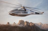نگاهی به هلیکوپتر مفهومی FCX که در نمایشگاه اکسپو ۲۰۱۷ رونمایی شد + ویدئو