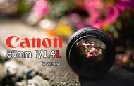 لنز جدید ۸۵ میلیمتری کانن برای علاقهمندان عکاسی پرتره با سرعت بالا