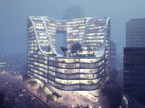پروژه هشت میلیارد دلاری برج های اینفینیتی در سیدنی استرالیا