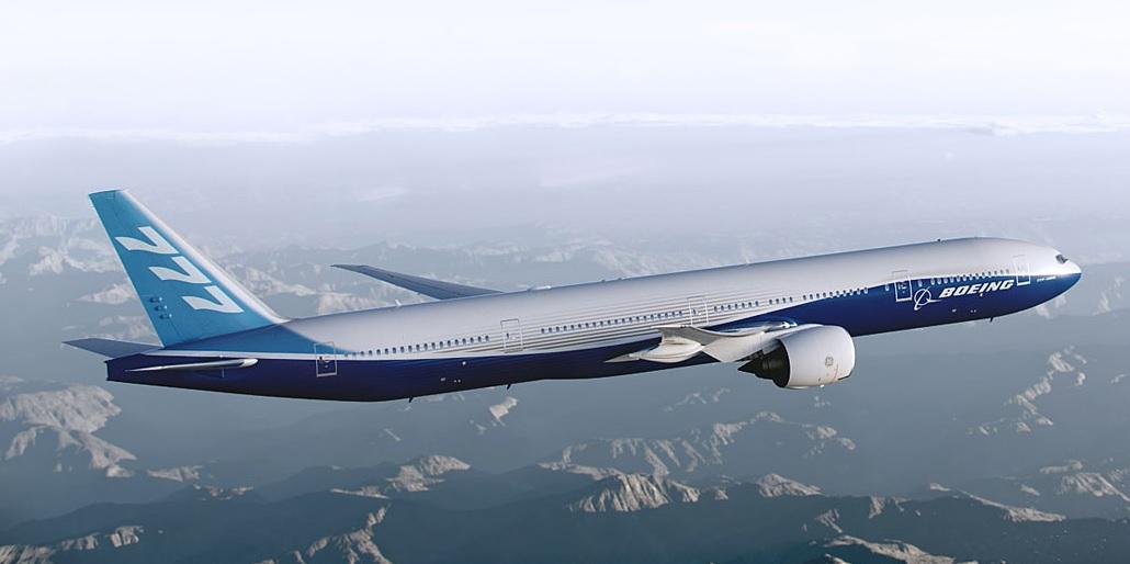 بوینگ 777 هواپیما (2)