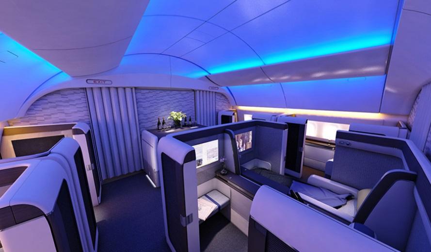 بوینگ 777 هواپیما (5)