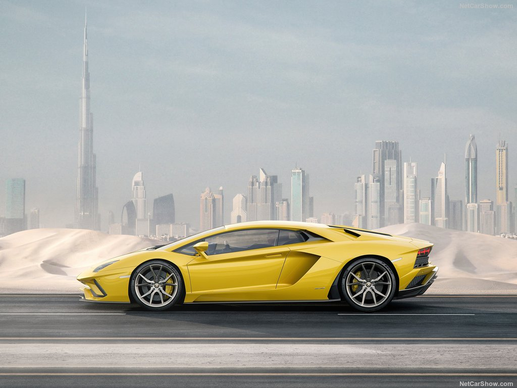 خودروی اسپرت لامبورگینی آونتادور S Lamborghini-Aventador_S (7)