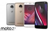 درز تصویر جدیدی از دو گوشی هوشمند موتو زد ۲ فورس و موتو زد ۲ پلی