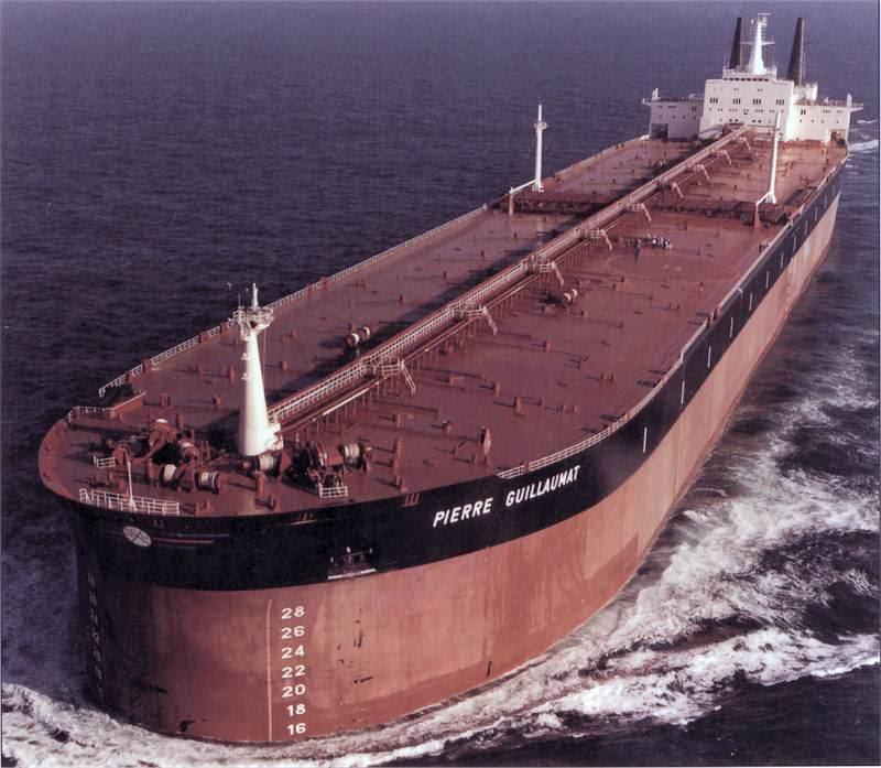 کشتی های غول پیکر نفت کش (3)