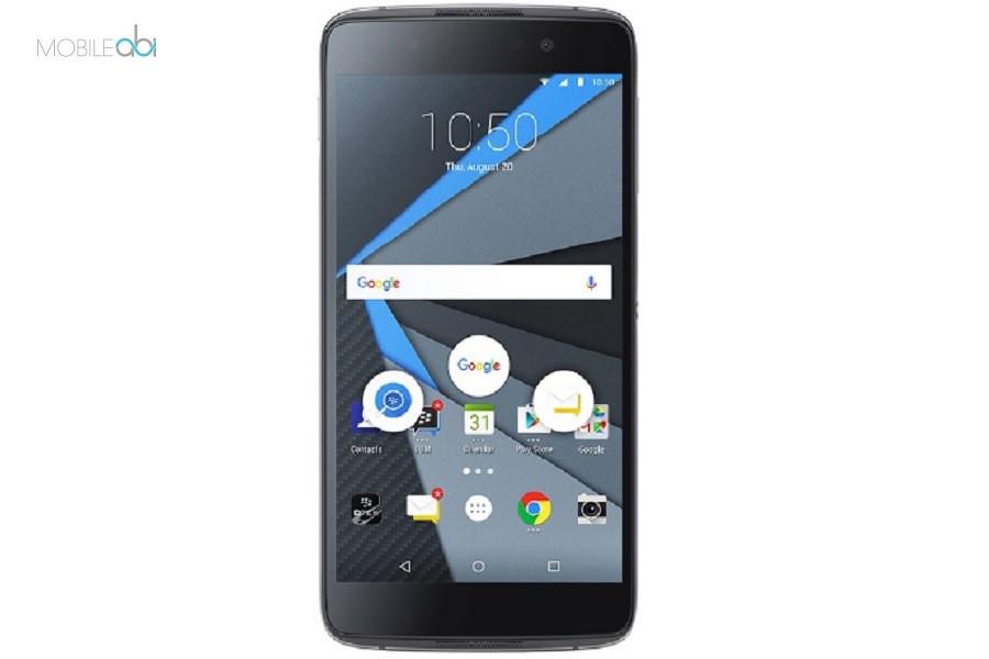گوشی موبایل بلک بری مدل DTEK50 STH100 2