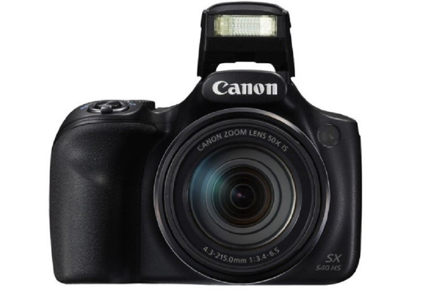 SX540 HS دوربین دیجیتال کانن پاورشات اس ایکس 540