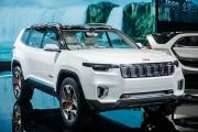 شرکت جیپ برای تولید مدل هیبریدی یونتو در چین آماده میشود