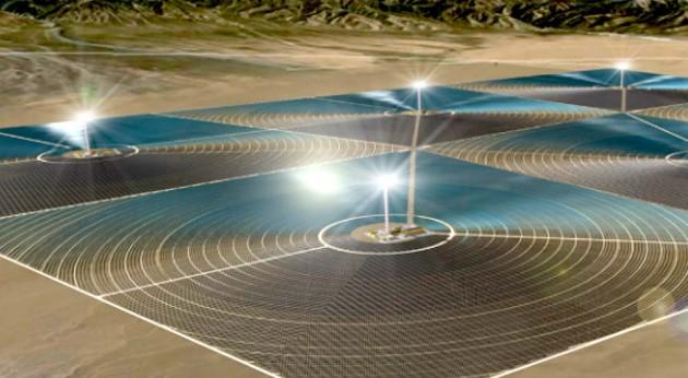 بزرگترین نیروگاه خورشیدی جهان (2)