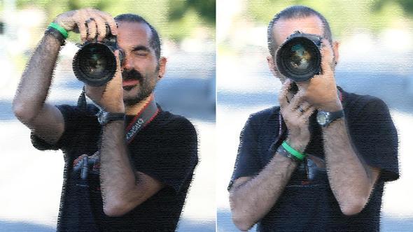 شیوه های گرفتن دوربین در دست (3)