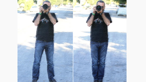 شیوه های گرفتن دوربین در دست (4)