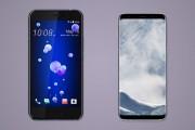 مقایسه و بررسی جامع گوشی های HTC U11 و سامسونگ گلکسی S8 و S8 Plus + ویدئو