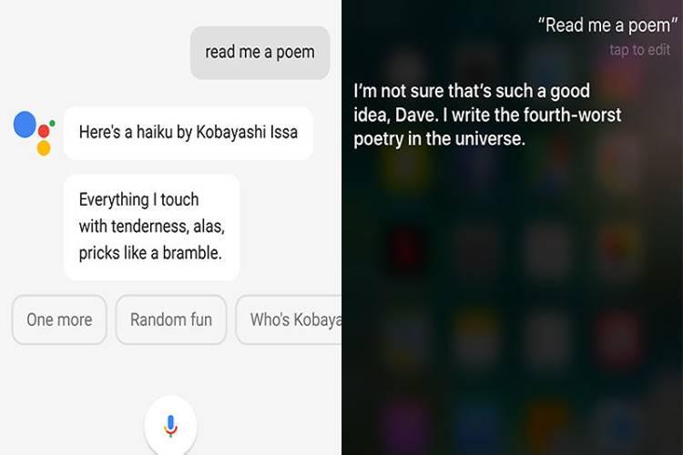 گوگل اسیستنت در مقابل سیری 2 (1)
