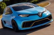 رنو از خودروی هاچ بک و تمام الکتریکی Zoe با نام e-Sport رونمایی کرد