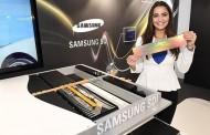 شرکت سامسونگ SDI، از جدیدترین طرح باتری خود برای خودروهای برقی، رونمایی کرد