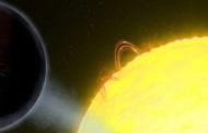 کشف سیاره فراخورشیدی WASP-12b که نور را می بلعد