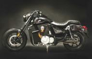 تاکیتا از نخستین موتورسیکلت کروزر تمام برقی خود در نمایشگاه AIMExpo  سال ۲۰۱۷ رونمایی کرد
